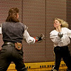 Crossed Swords at DragonCon 2009
