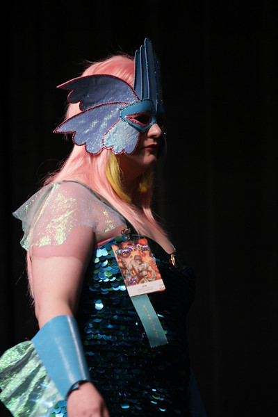 The Friday Night Costuming Contest at DragonCon 2009