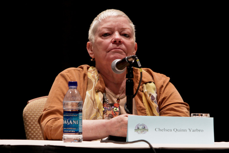 Bite Me! Vampire Writer's Panel at DragonCon 2009
