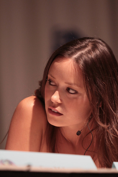 Firefly Guest Extravaganza with Summer Glau at DragonCon 2010