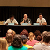 Heroes with Sendhil Ramamurthy, David H. Lawrence XVII and Adrian Pasdar at DragonCon 2010