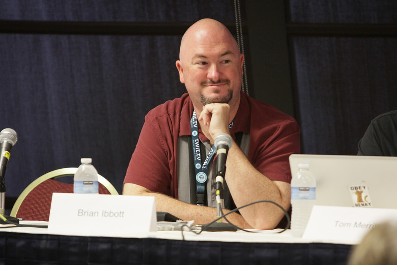 Podcasting Track Kick Off with Brian Ibbot at DragonCon 2010