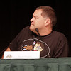 BSG: Cylons and us, the same or different? panel at DragonCon 2010 featuring Aaron Douglas