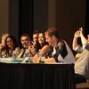Eureka / Warehouse 13 Crossover with Rene Auberjonois, Tia Carrere, Saul Rubinek, Eddir McClintock, Erica Cerra, Colin Ferguson and Neil Grayston at DragonCon 2010