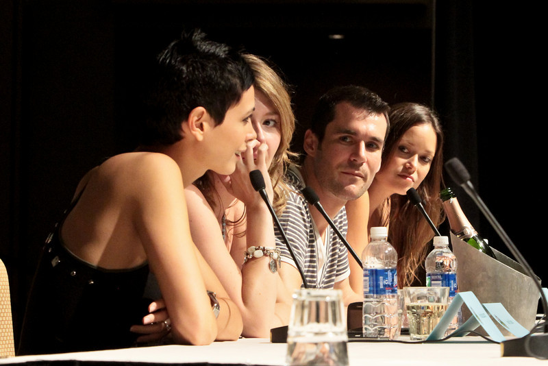 Firefly Guest Extravaganza with Morena Baccarin, Jewel Staite, Sean Maher and Summer Glau at DragonCon 2010