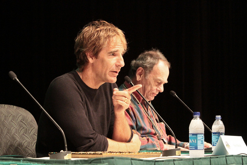Quantum Leap - Oh Boy! with Scott Bakula and Dean Stockwell at DragonCon 2010