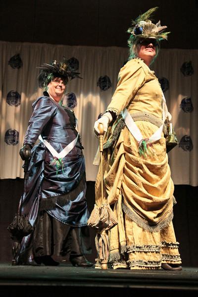 The Costume Contest at DragonCon 2010