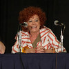 "Patricia Quinn who was Magenta in ""The Rocky Horror Picture Show"" at DragonCon 2010"