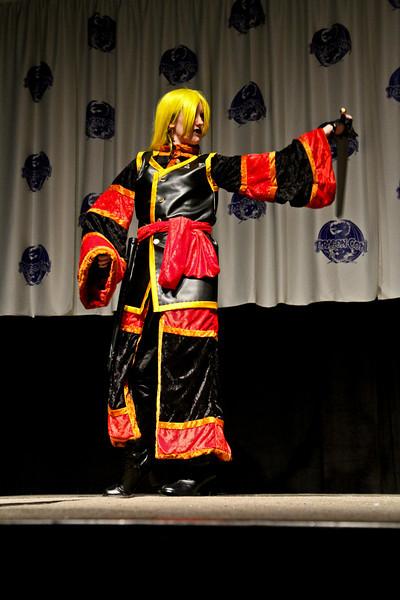The Masquerade Costume Contest at DragonCon 2010
