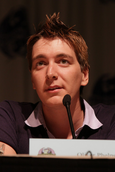 Want Weasley's Wizarding Wheezes? with Oliver Phelps at DragonCon 2010