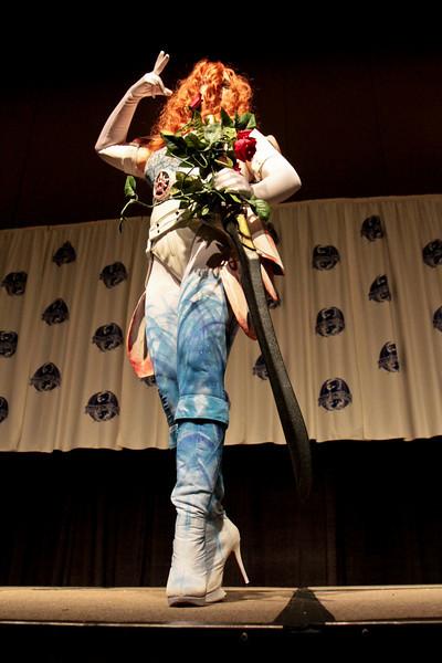 The Dawn Costume Contest at DragonCon 2010