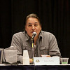 Voyager: 70,000 light years away panel with Robert Beltran at DragonCon 2010