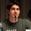 Superman with Brandon Routh at DragonCon 2010