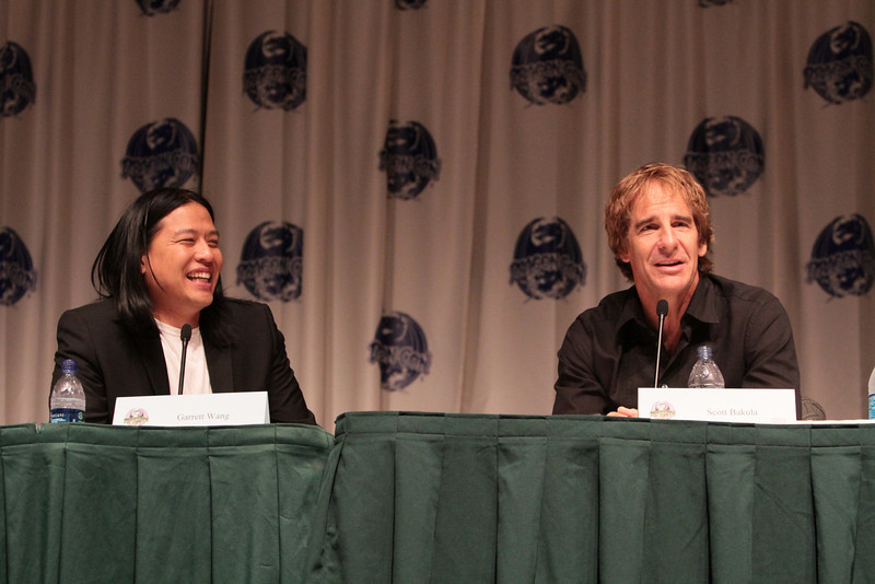 Star Trek Enterprise with Garrett Wang and Scott Bakula at DragonCon 2010