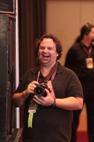 Thom Stanley at DragonCon 2010