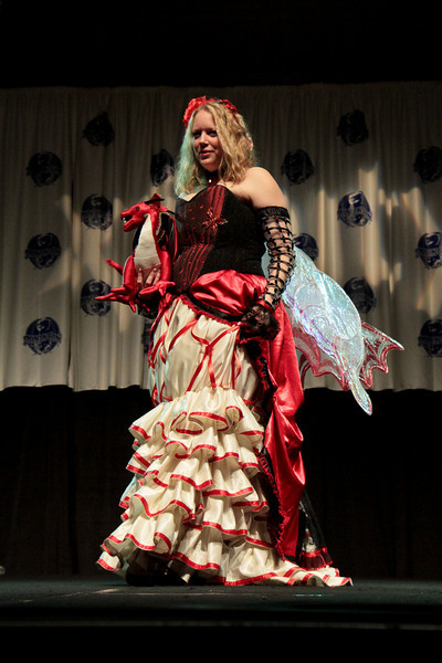 The Costume Contest at DragonCon 2010