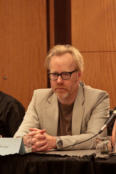Raising Skeptical Geeks with Adam Savage at DragonCon 2010