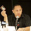 Podcasting Track Kick Off with Len Peralta at DragonCon 2010