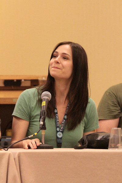 It's All in the Game with Veronica Belmont at DragonCon 2010
