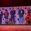 The Judges of the Friday Night Costuming Contest at DragonCon 2011
