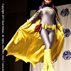 Comic Book Babes Costume Contest with Silver Age Batgirl at DragonCon 2011