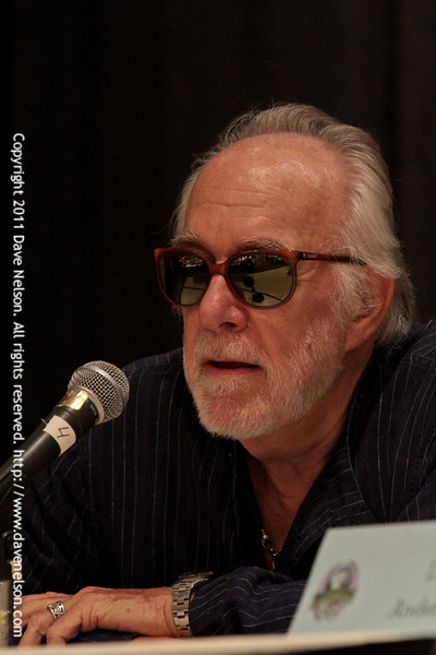 WKRP in Atlanta with Howard Hesseman (Johnny 'Dr. Fever' Caravella) at DragonCon 2011