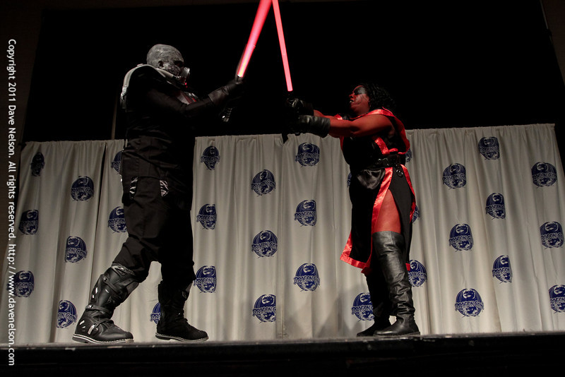 Star Wars Costumes at the 2011 DragonCon Masquerade Costume Contest