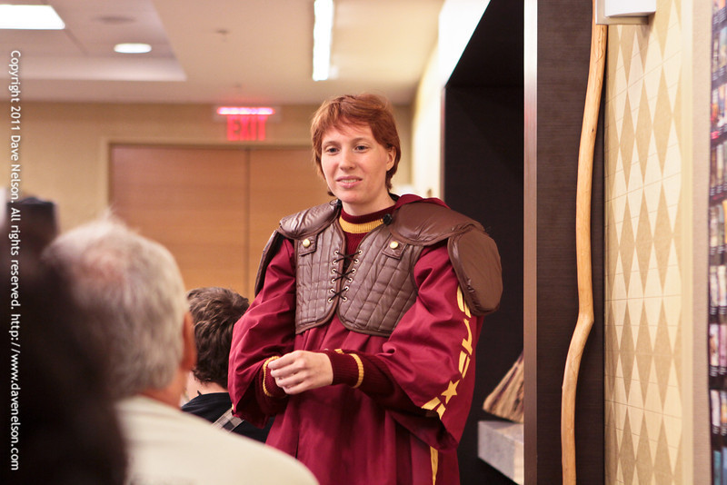 Harry Potter Costume at DragonCon 2011