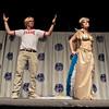 Flash Gordon Costumes at the 2011 DragonCon Masquerade Costume Contest