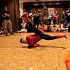 Break Dancing Spidermen at DragonCon 2011