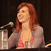 Supergate - Cast of SGU Stargate: Universe with Julie McNiven (Ginn), at DragonCon 2011