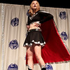 Comic Book Babes Costume Contest with Supergirl at DragonCon 2011