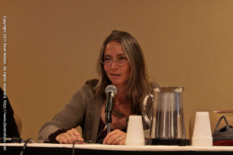 Creating the New World Tarot with Julie Bell and Boris Vallejo at DragonCon 2011