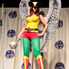 Comic Book Babes Costume Contest with Hawkgirl at DragonCon 2011