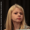Zero Tolerance: The Walking Dead Cast Q&A with Addy Miller (Little Girl Zombie) at DragonCon 2011