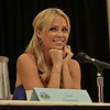 V, Bonds Broken with Laura Vandervoort (Lisa) at DragonCon 2011