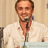 Harry Potter's Tom Felton (Draco Malfoy) at DragonCon 2011