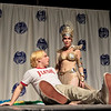 Flash Gordon Costumes at the 2011 DragonCon Masquerade Costume Contest