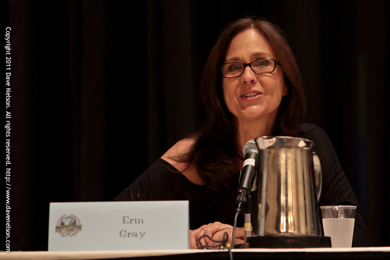 Erin Gray of Buck Rogers and Silver Spoons at DragonCon 2011