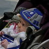 R2D2 Baby Costume at DragonCon 2011