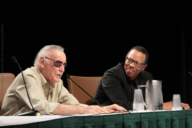 Q&A with the master of Marvel Comics! Stan Lee