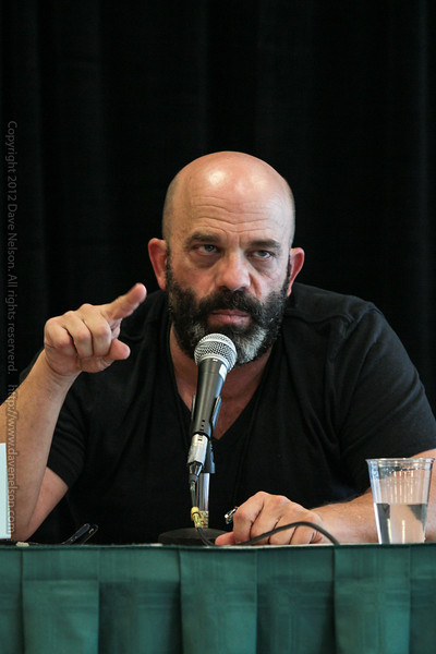 Lee Arenberg speaking about his career
