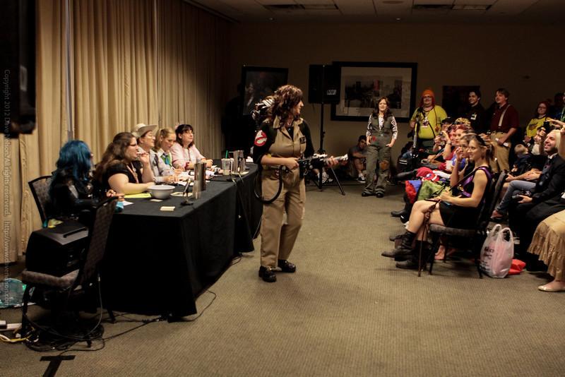 Whedon Track Costume Contest