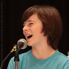 Chandler Riggs talks about acting on The Walking Dead