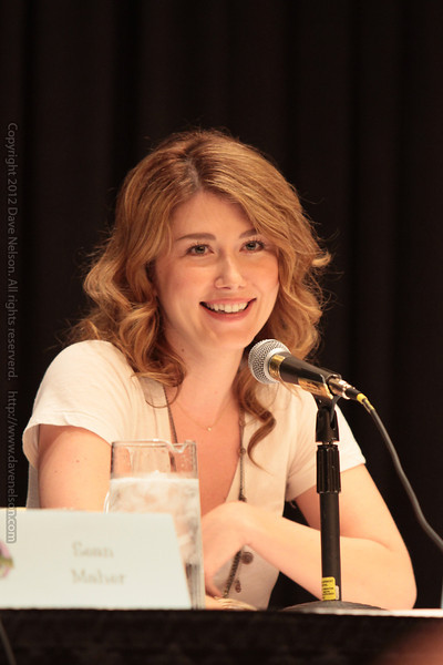 Jewel Staite talking about Firefly and Serenity