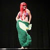 Disney's Arial at the Friday Night Costume Contest