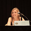 Emily Kinney talks about acting on The Walking Dead