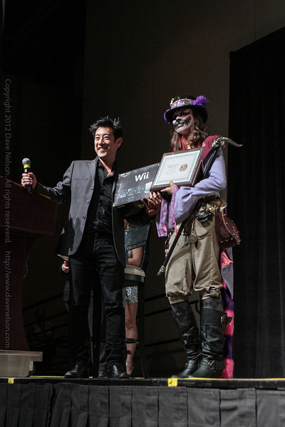 Winning Youth Costumes at the Masquerade Costume Contest