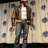 Wolverine at the From the Page to the Stage: Comic Book Pageant
