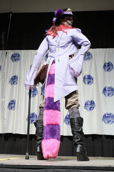 Costumes at the Masquerade Costume Contest
